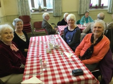 Luncheon Club Attendees